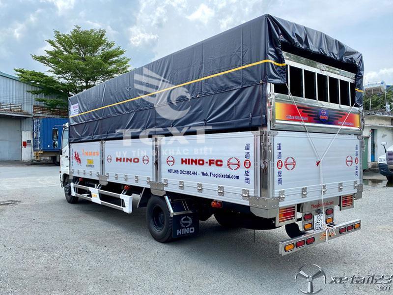 HINO FC THÙNG DÀI 6M7, XE CÓ SẴN GIAO NGAY TẬN NƠI