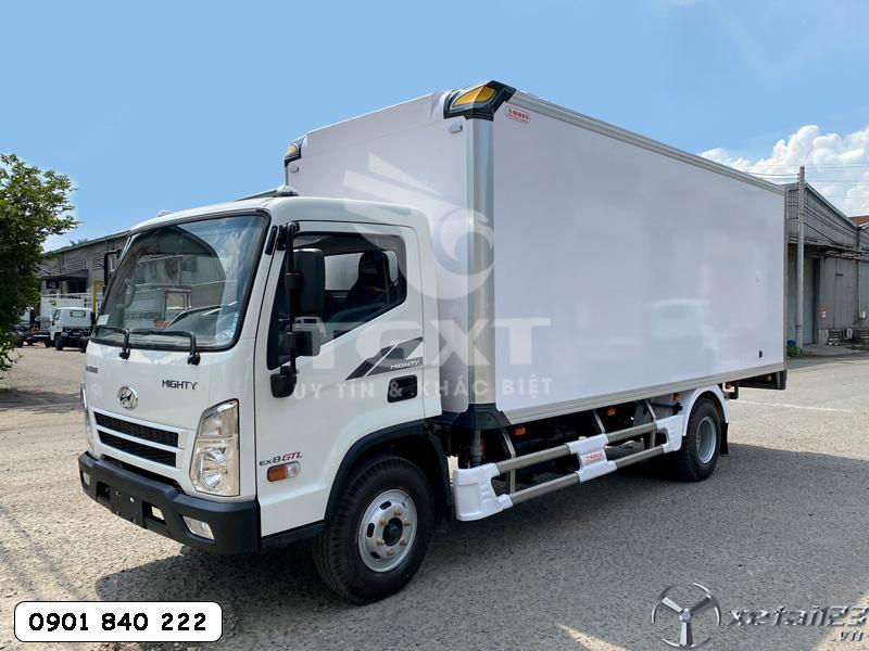 Hyundai Ex8 Gtl Thùng Bảo Ôn Hỗ Trợ Vay Cao Giao Nhanh