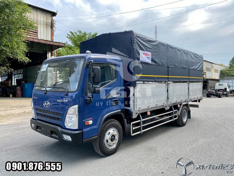 Hyundai EX8GTL  7 tấn giá rẻ / xe tải 7 tấn / xe tải thùng 5m8 giao nhanh tận nơi