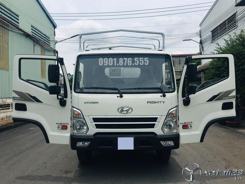 Hyundai EX8GTL siêu khuyến mãi, trả trước 20% chìa khóa trao tay