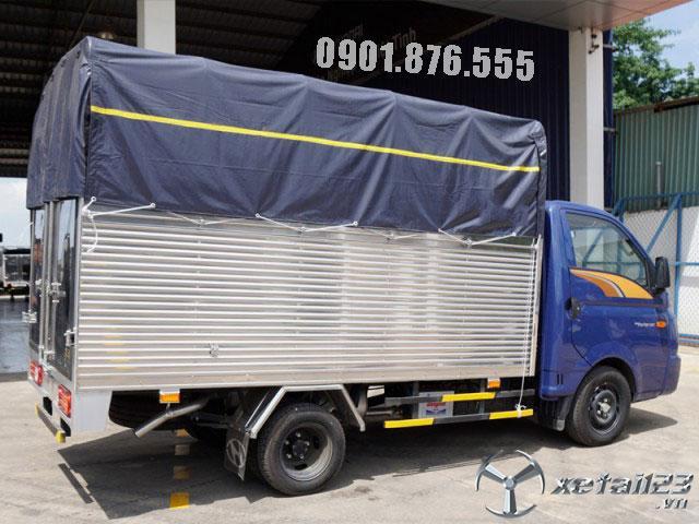 Hyundai New Porter H150 giá siêu tốt hỗ trợ vay cao