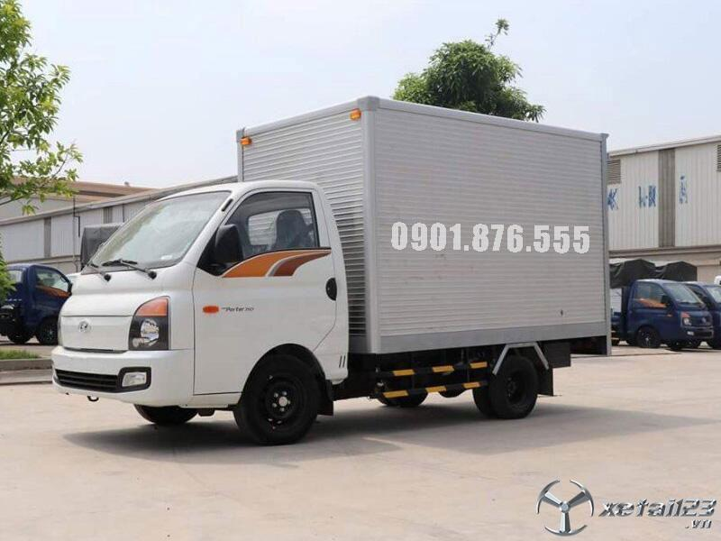 Hyundai New Porter H150 thùng 3m1 trả trước 20%, nhận xe ngay