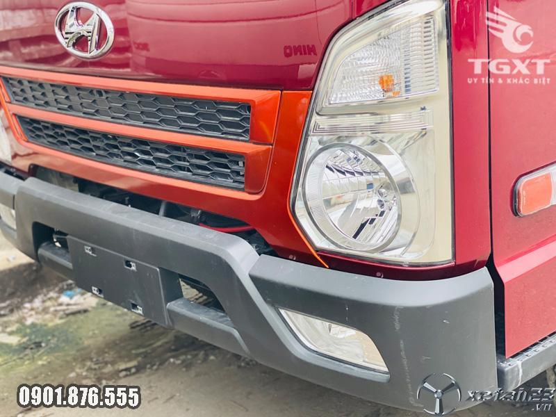 Xe tải Hyundai EX8 GTL mới nhất trả trước 10-20%, nhận xe ngay