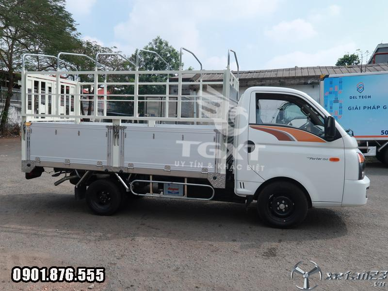 Xe tải Hyundai H150 mới 100% hỗ trợ vay vốn giá rẻ