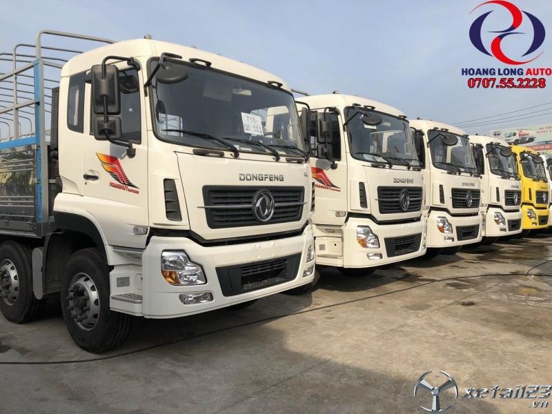 Xe tải 4 chân Dongfeng 2021