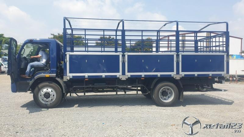 Bán xe 8,3 tấn thùng mui bạt mitshubishi F170 nhập khẩu