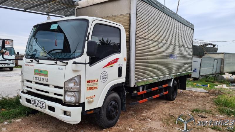Bán Isuzu 3,5 tấn đời 2010 thùng kín giá tốt nhất