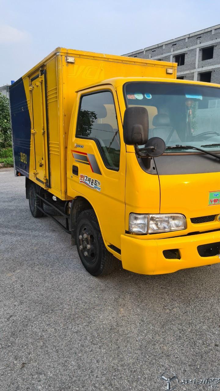 Bán Kia K3000S sản xuất năm 2014 phiên bản thùng kín