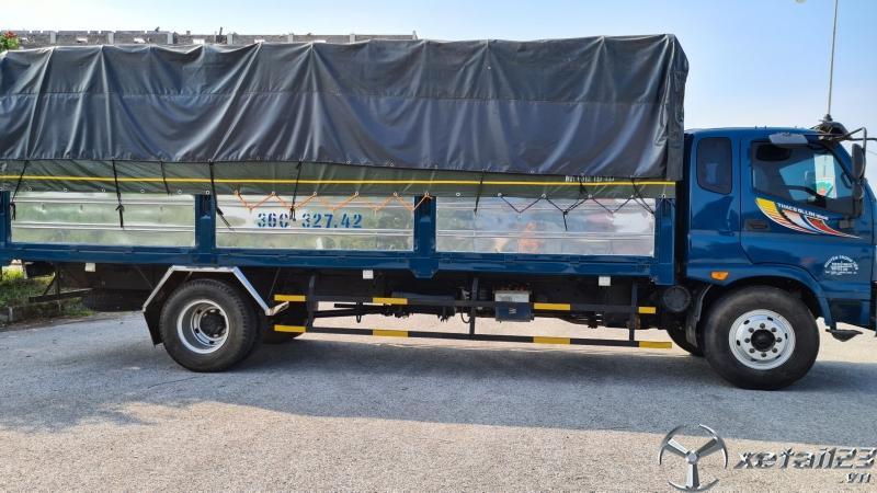 Bán xe Thaco Ollin 900b tải 9,1 tấn sx 2017 , xe đẹp như mới