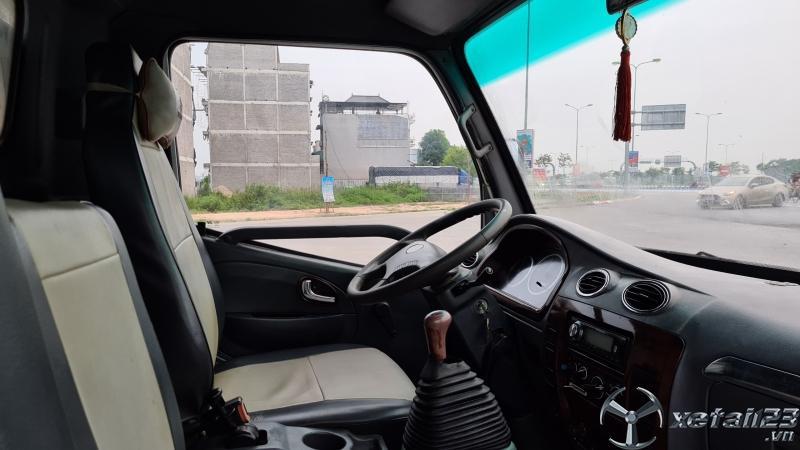 Cần bán xe TMT 6 tấn đời 2015 phiên bản thùng mui bạt