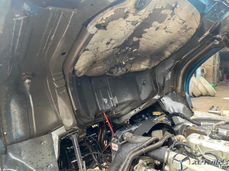 Bán Thaco Ollin 500B tải trọng 5 tấn sản xuất năm 2015 thùng mui bạt
