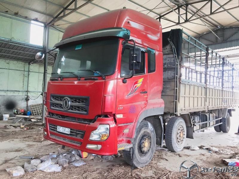 Xe Dongfeng Hoàng Huy 8,4 tấn đời 2008 thùng mui bạt đã qua sử dụng cần bán giá tốt nhất