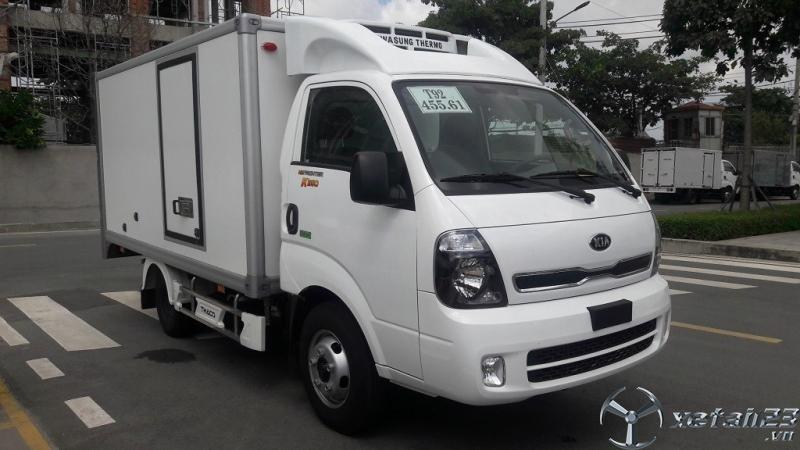 Bán xe tải KIA đông lạnh tại Hà Nội