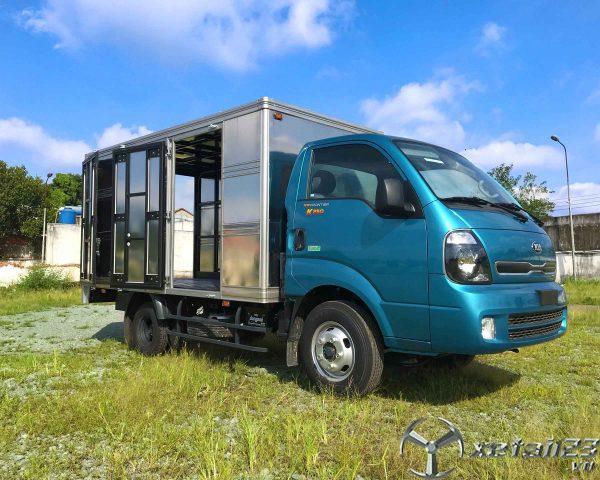 Bán xe tải thùng kín tại Hà Nội đời 2020