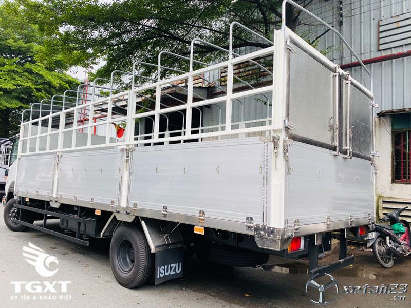 Xe tải Isuzu FRR650/ Giá xe tải isuzu 6T2 thùng bạt/ xe tải isuzu frr650 trả góp