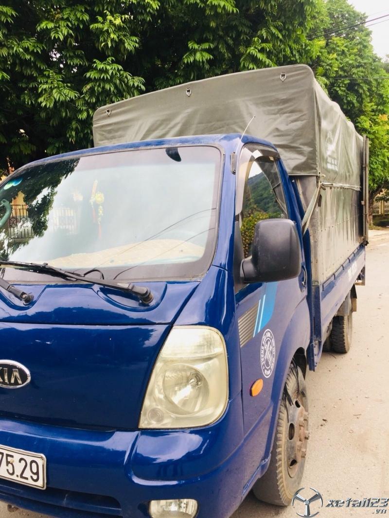 Bán Kia Bongo III sản xuất 2005 , đăng kí năm 2008 thùng mui bạt giá rẻ nhất