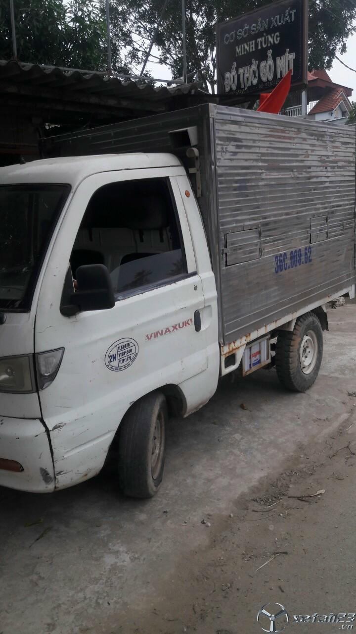Rao bán xe Vinasuki đời 2010 , đăng kí 2011 thùng kín giá rẻ nhất