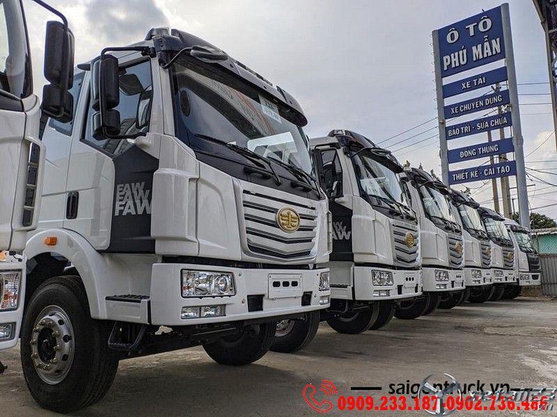 Top xe tải 8 tấn giá tốt nên mua nhất năm 2021