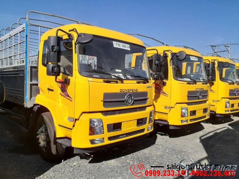 Xe tải Dongfeng 9 tấn thùng dài 7m5 nhập khẩu 2020