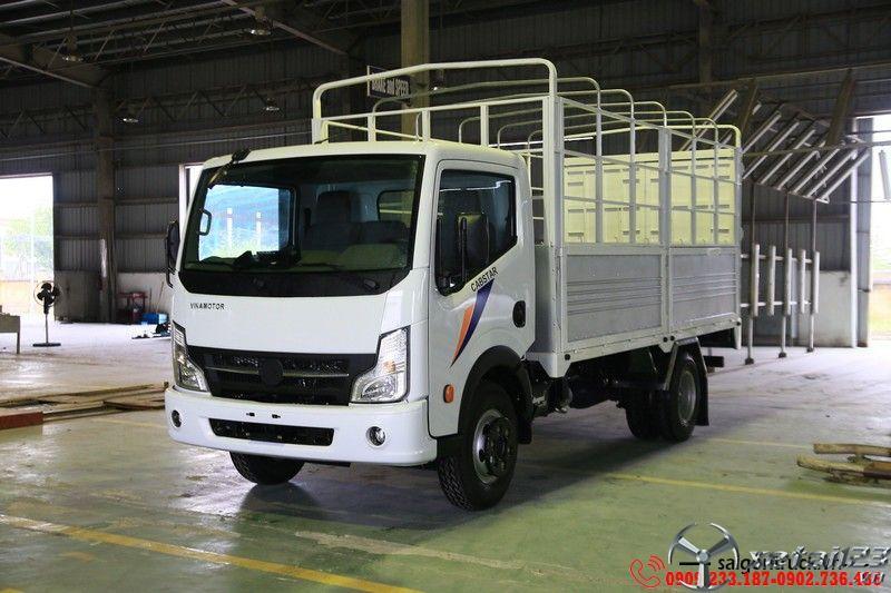 xe tải Vinamotor 1.9 tấn Cabtar -Động cơ Nissan nhật bản