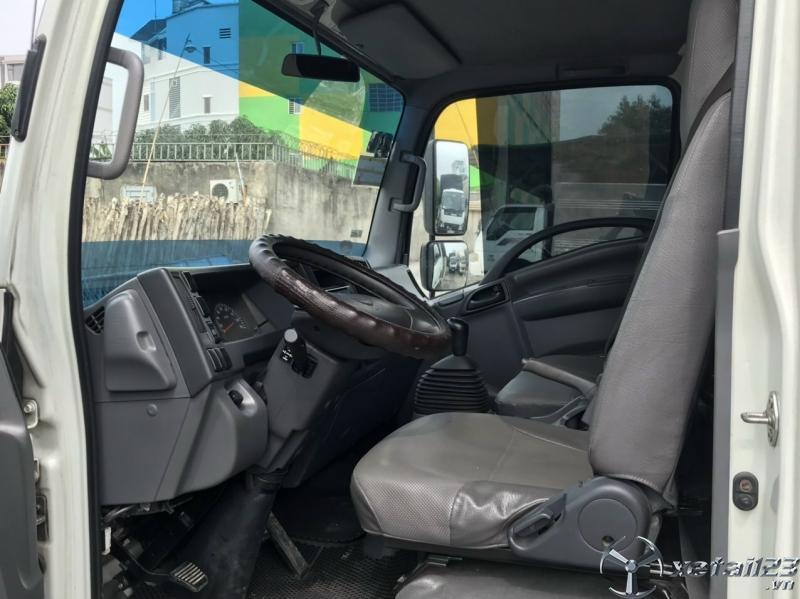 Bán Isuzu 5 tấn đời 2017 thùng mui bạt giá rẻ nhất