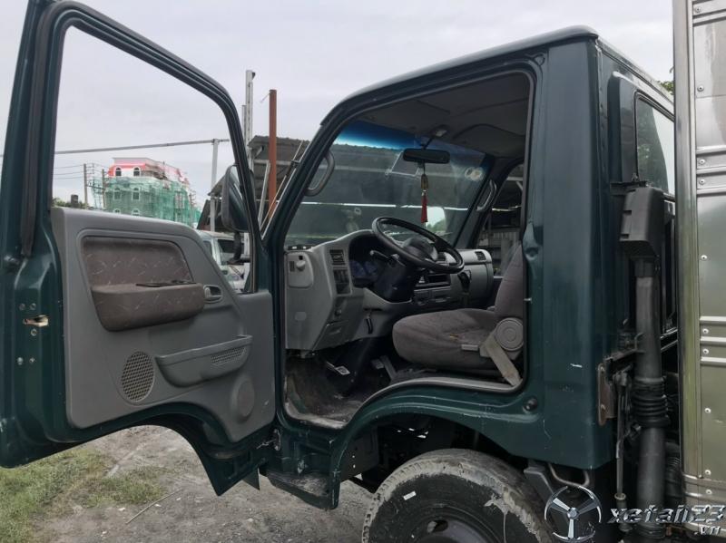 Rao bán xe Kia K3000S sản xuất năm 2013 thùng kín