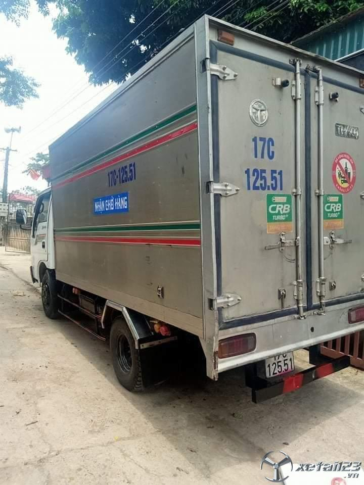 Bán Kia K3000S đời 2009 thùng kín với giá 175 triệu có thương lượng