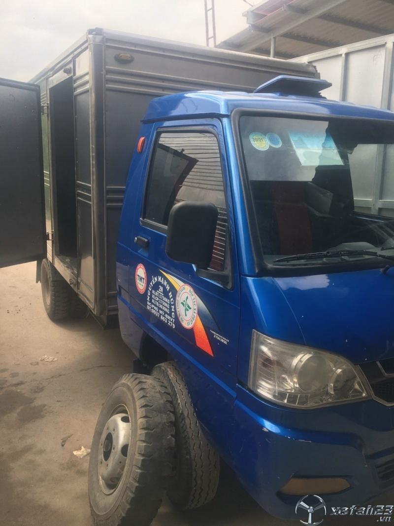 Rao bán xe TMT đời 2017 phiên bản thùng kín