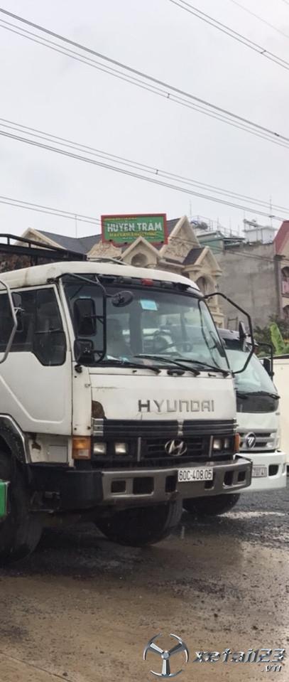 Xe Hyundai đời 1996 thùng mui bạt tải trọng 8,5 tấn  cần bán với giá chỉ 175 triệu