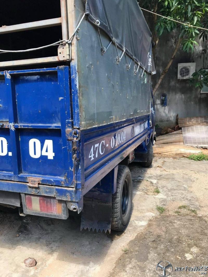 Bán gấp xe tải Vinaxuki đời 2007 thùng mui bạt