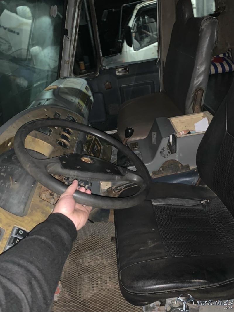 Bán xe Chiến Thắng 7 tấn đời 2008 thùng mui bạt
