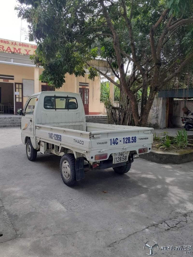 Cần bán xe Thaco towner sản xuất năm 2015 tải trọng 750 Kg giá chỉ 98 triệu