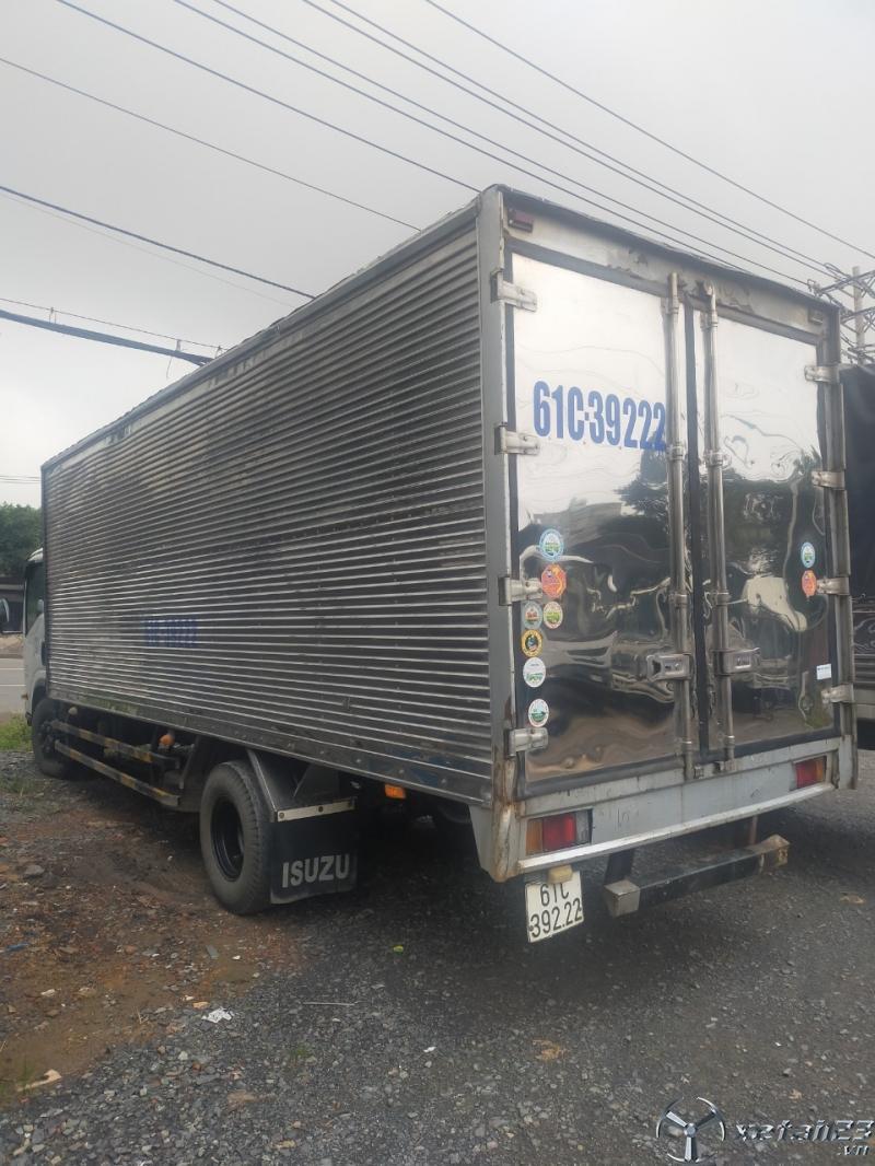 Bán Isuzu sx 2015 phiên bản thùng kín giá 550 triệu