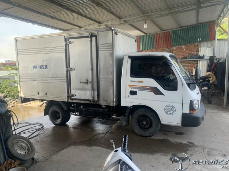 Bán Kia K190 sản xuất năm 2016 phiên bản thùng kín