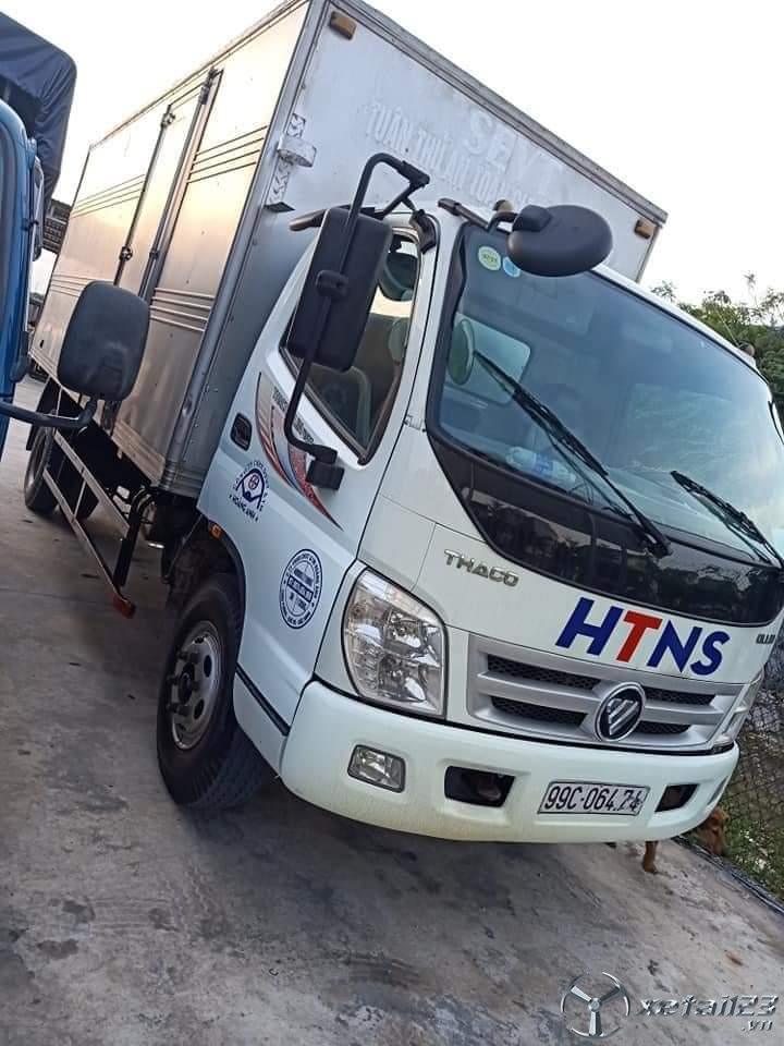 Bán Thaco ollin 450A sx 2015  thùng kín.Xe đẹp như mới giá chỉ 270 triệu