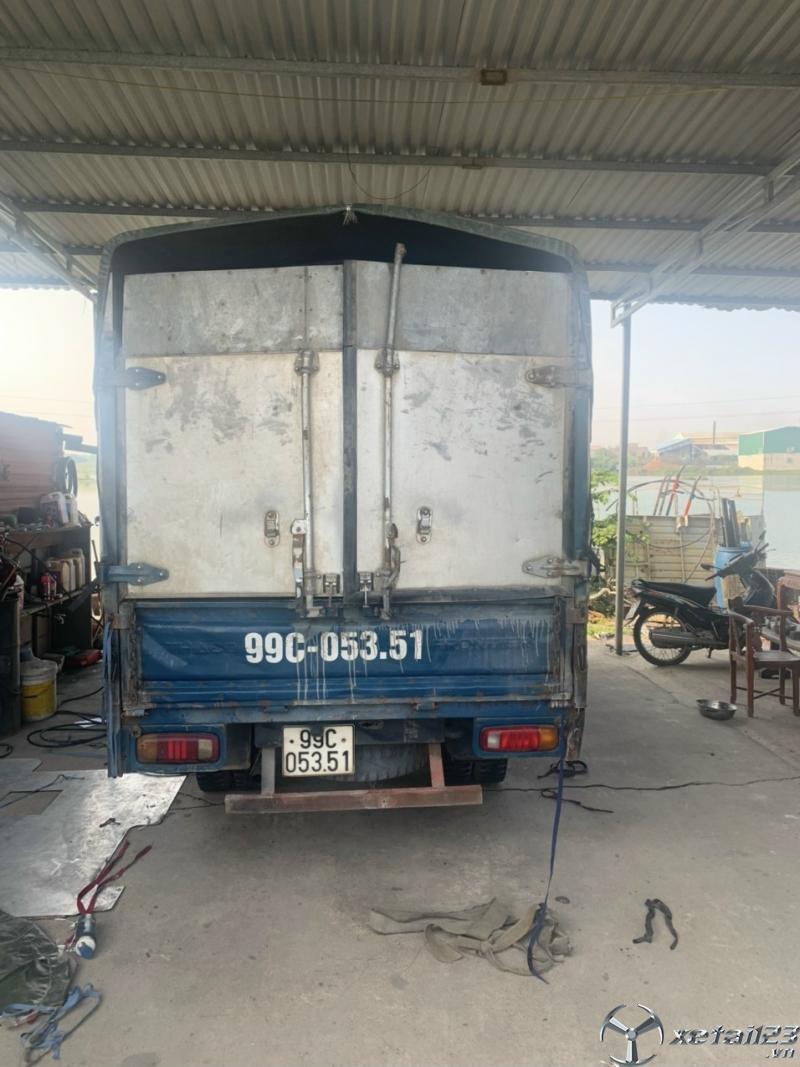 Rao bán xe Kia Frontier K140 sx 2014 thùng mui bạt