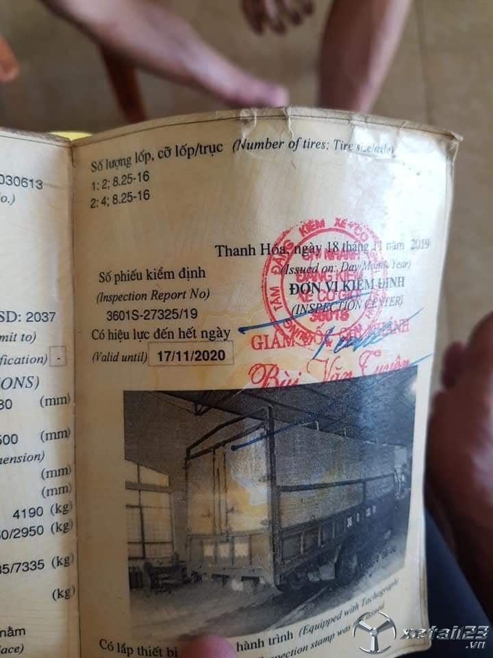 Bán gấp Thaco FLC đời 2012 thùng mui bạt với giá chỉ 125 triệu