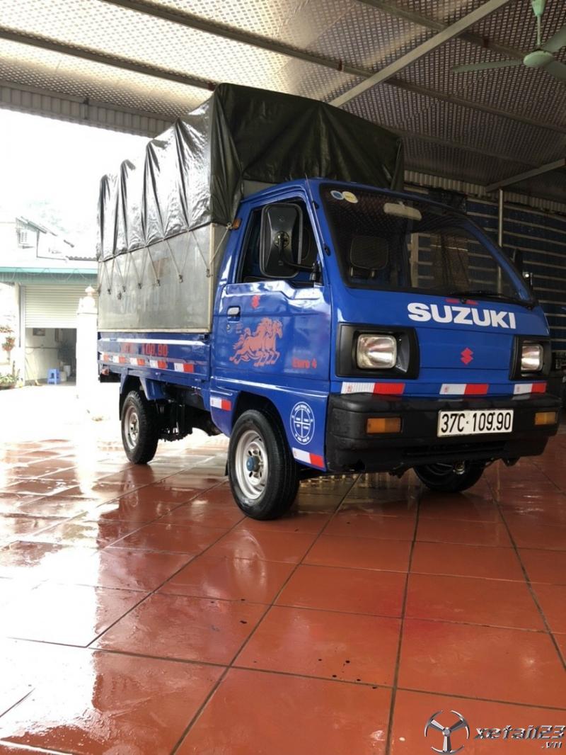 Bán xe tải Vinaxuki 750Kg đời 2014 thùng mui bạt