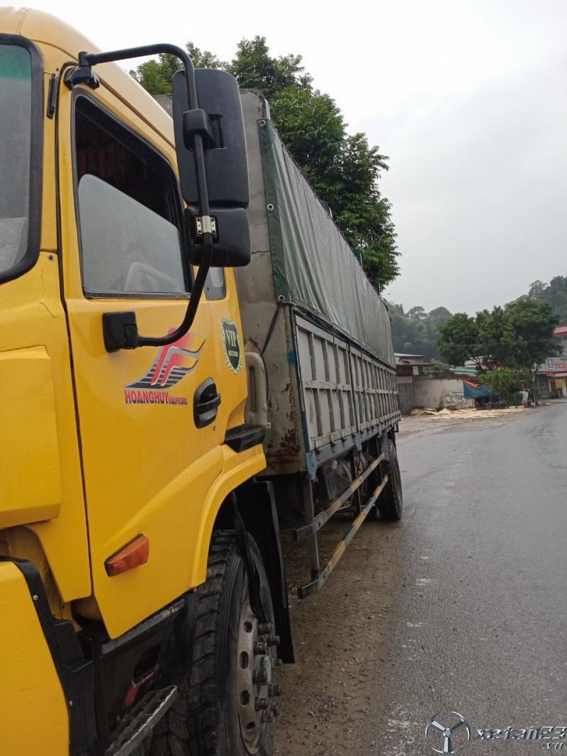 Bán gấp xe Cửu Long 8 tấn đời 2012 thùng mui bạt