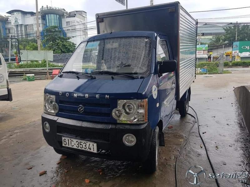 Bán gấp xe Dongben đời 2018 thùng kín với giá 220 triệu . Xe đẹp , sẵn giao ngay