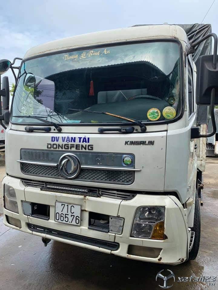 Bán Dongfeng đời 2015 thùng mui bạt . Chỉ với 510 triệu sở hữu ngay xe đẹp