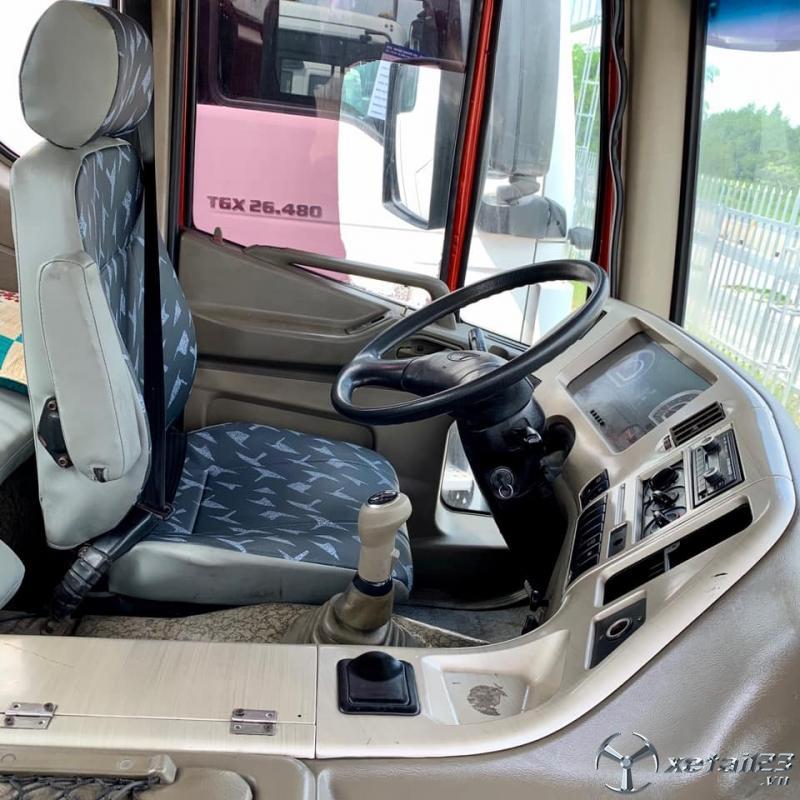 Đầu kéo Daewoo novus 2014 xe đẹp xúc động