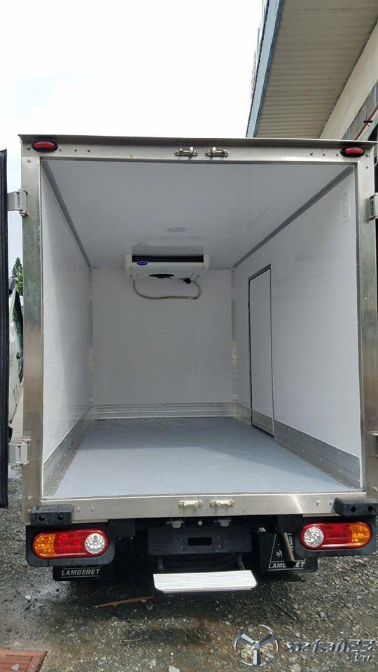 HYUNDAI H150 thùng đông lạnh LAMBERET
