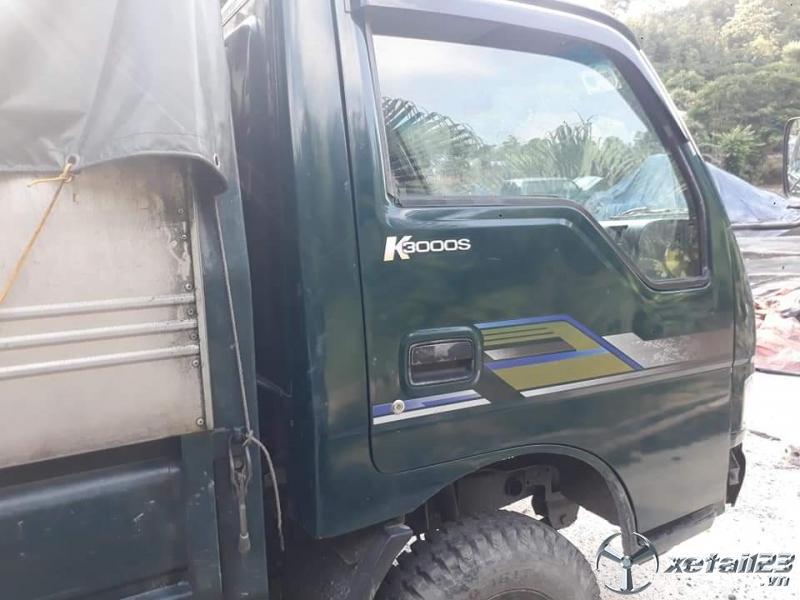 Cần bán xe Kia K3000S đời 2011 thùng mui bạt với giá chỉ 190 triệu