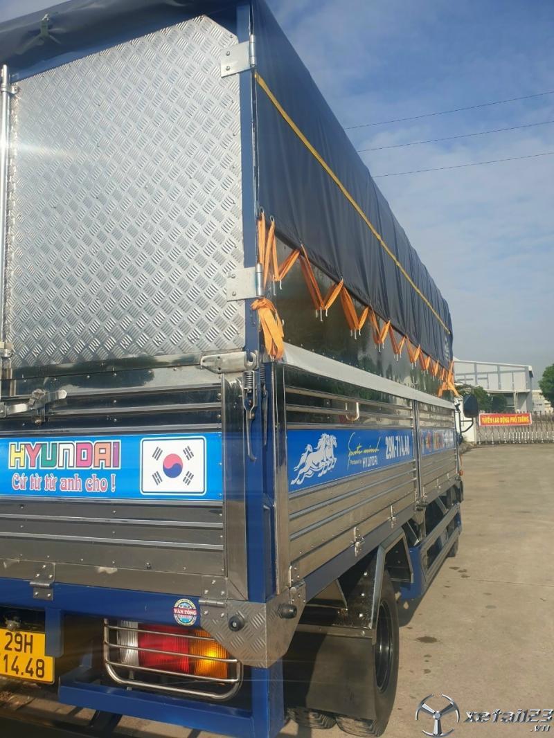 Bán Veam sản xuất 2017 thùng mui bạt  giá chỉ 690 triệu