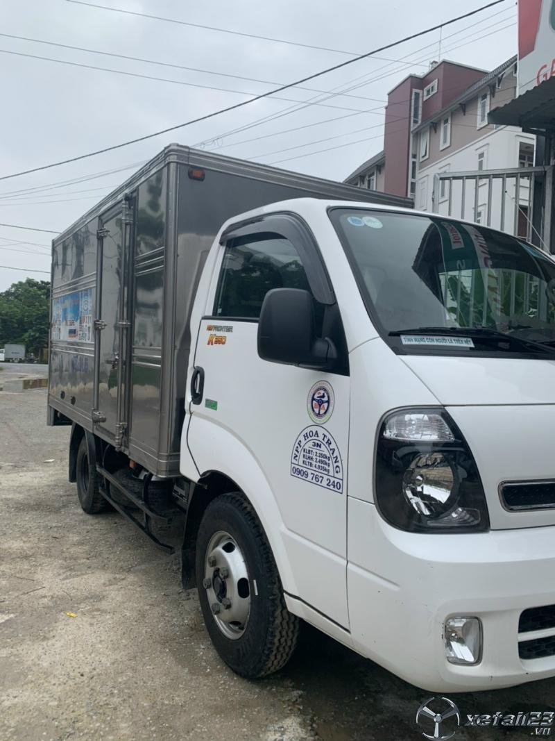 Rao bán xe Kia K250 sx 2019 phiên bản thùng kín giá siêu rẻ