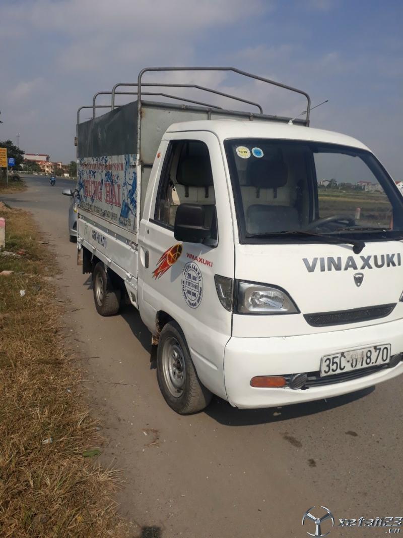 Thanh lý gấp xe tải Vinaxuki đời 2009 thùng mui bạt