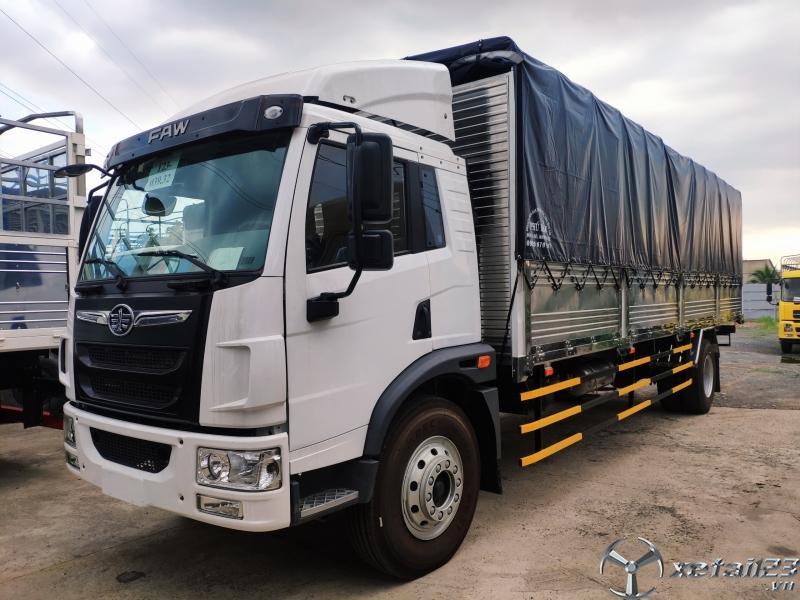 Có nên mua Xe tải Faw 8 tấn thùng dài 8m, xe tải Trung Quốc có chất lượng không, chạy có bền không ?