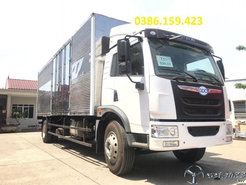 Giá bán xe tải faw 8 tấn thùng dài 8m.Bán xe tải 8 tấn ở Bình Dương.