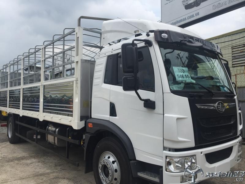 Xe tải 8 tấn trung quốc giá rẻ thùng dài, xe tải faw 2020 8 tấn thùng dài 8m